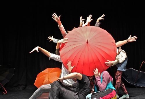 Expresión Corporal e Improvisación Teatral 2